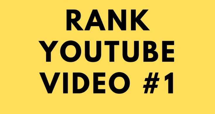 I will rank your youtube video on page one with seo