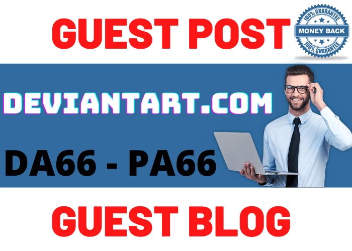Publish Guest Post On deviantart. com Do-Follow and Permanent Backlinks