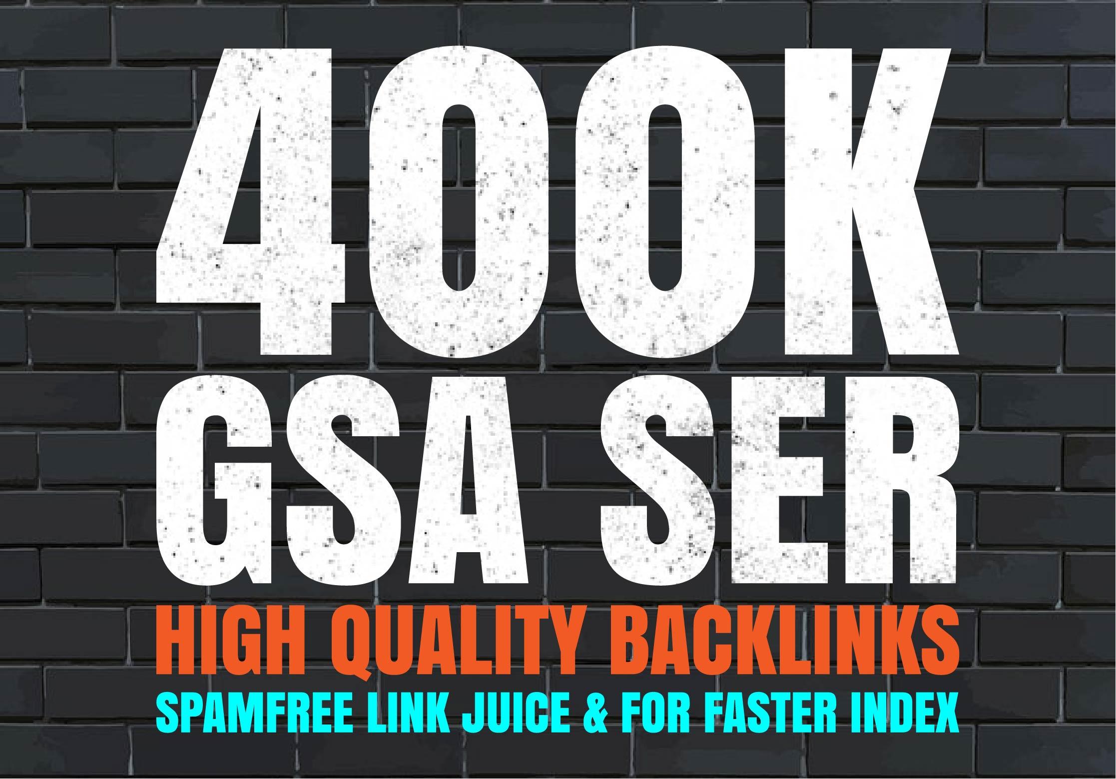 create high quality verified backlinks for your website by using GSA SER