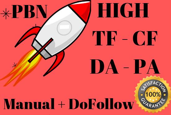 Build 5000 Dofollow PBN SEO Backlinks For Google Ranking