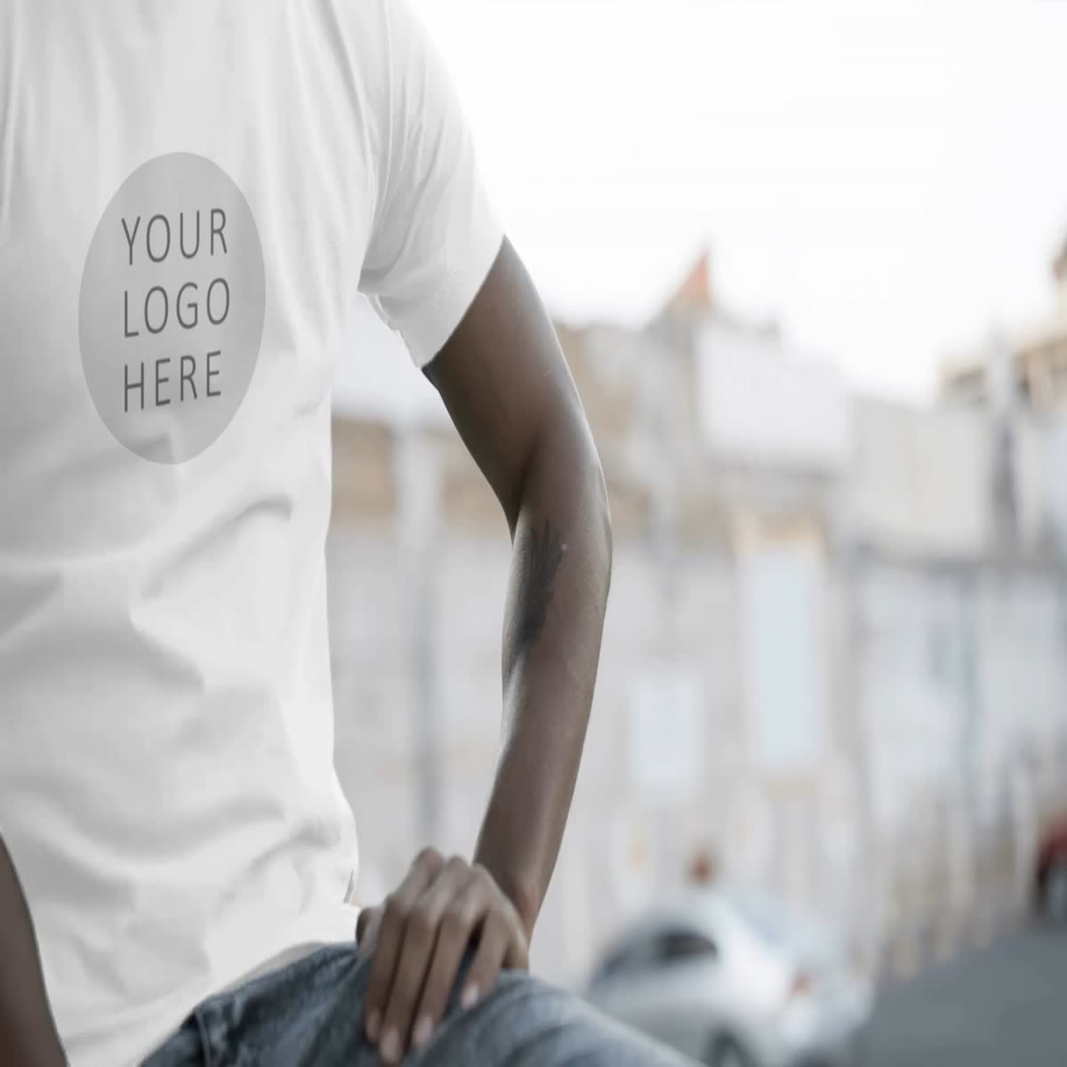 I will create a 30sec t shirt mockup video In less than 15hrs