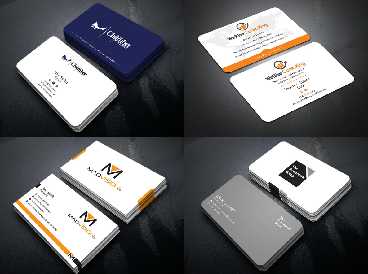 Design Stylish and Unique Business card for your Business