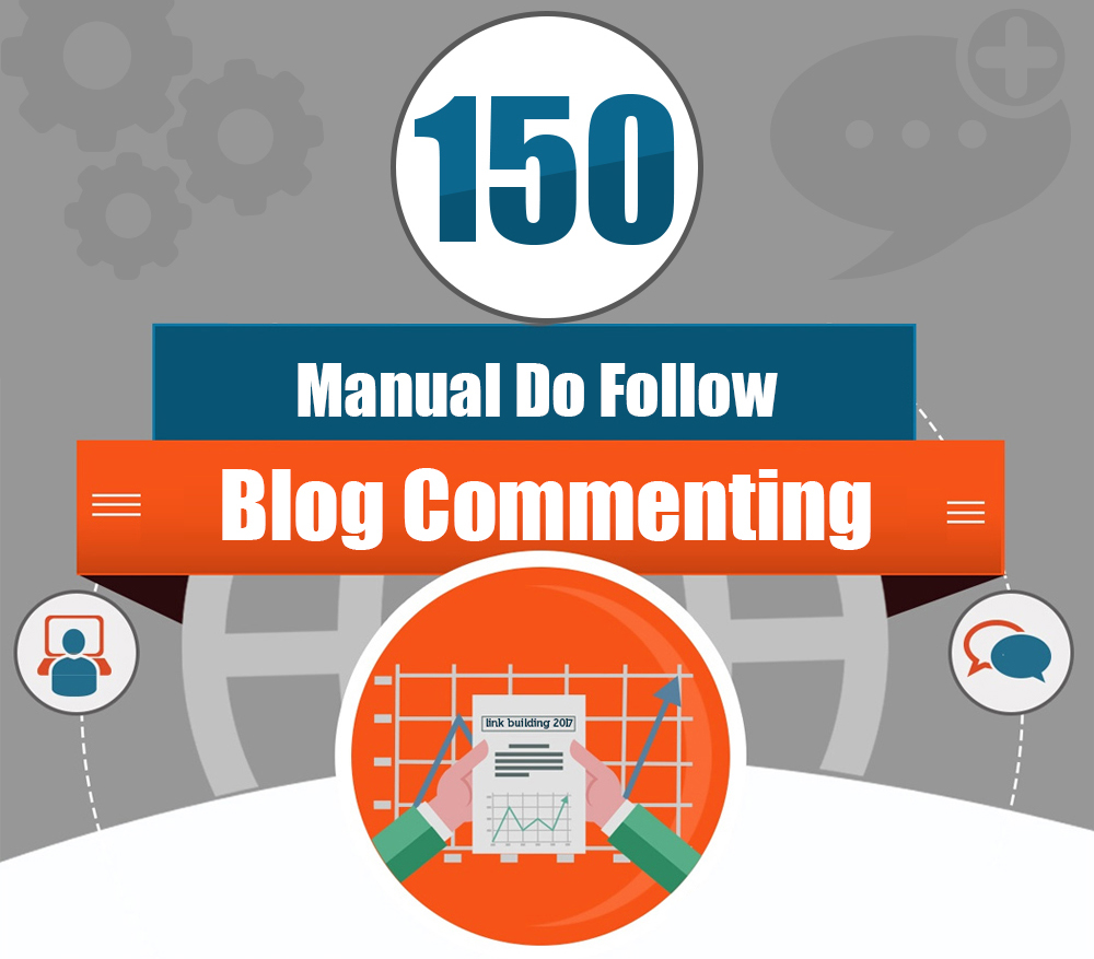 Create Manually 150 Do Follow Blog Comments