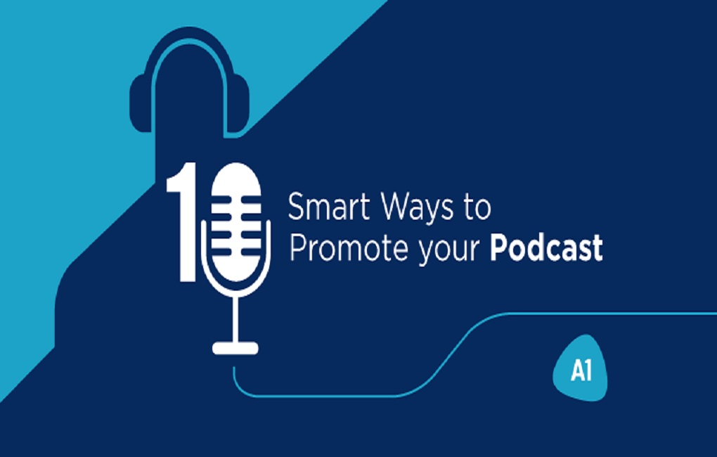 Successfully podcast promotion in USA and UK stores