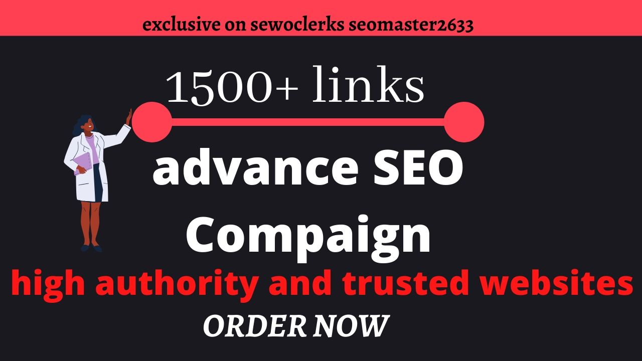 1500+ links in the campaign results 2020 full monthly compaign