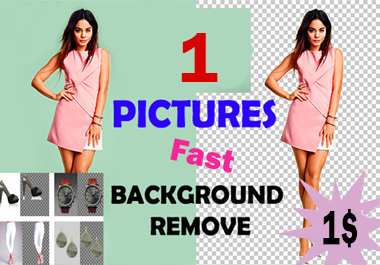 Quick Photo Background Removal