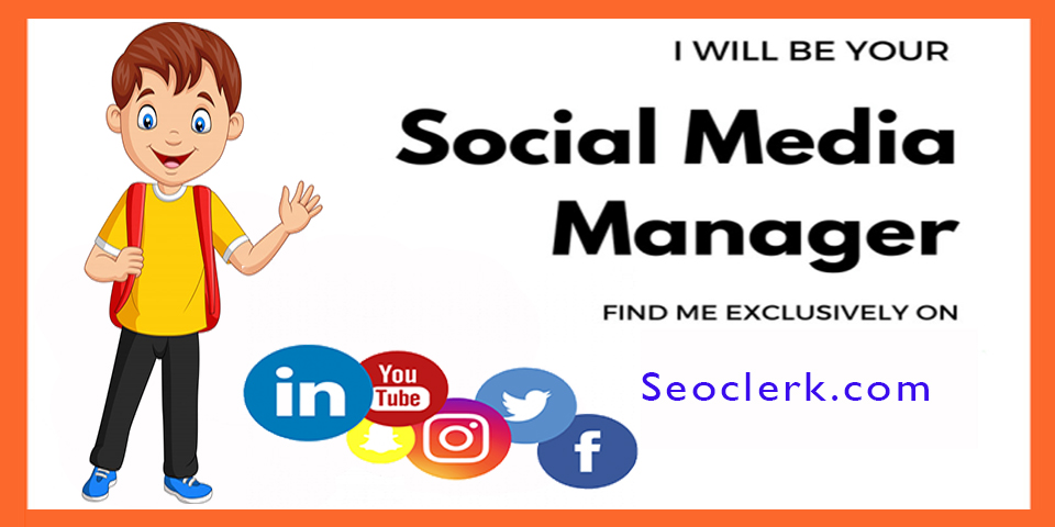 I will be your professional social media marketing manager for one month