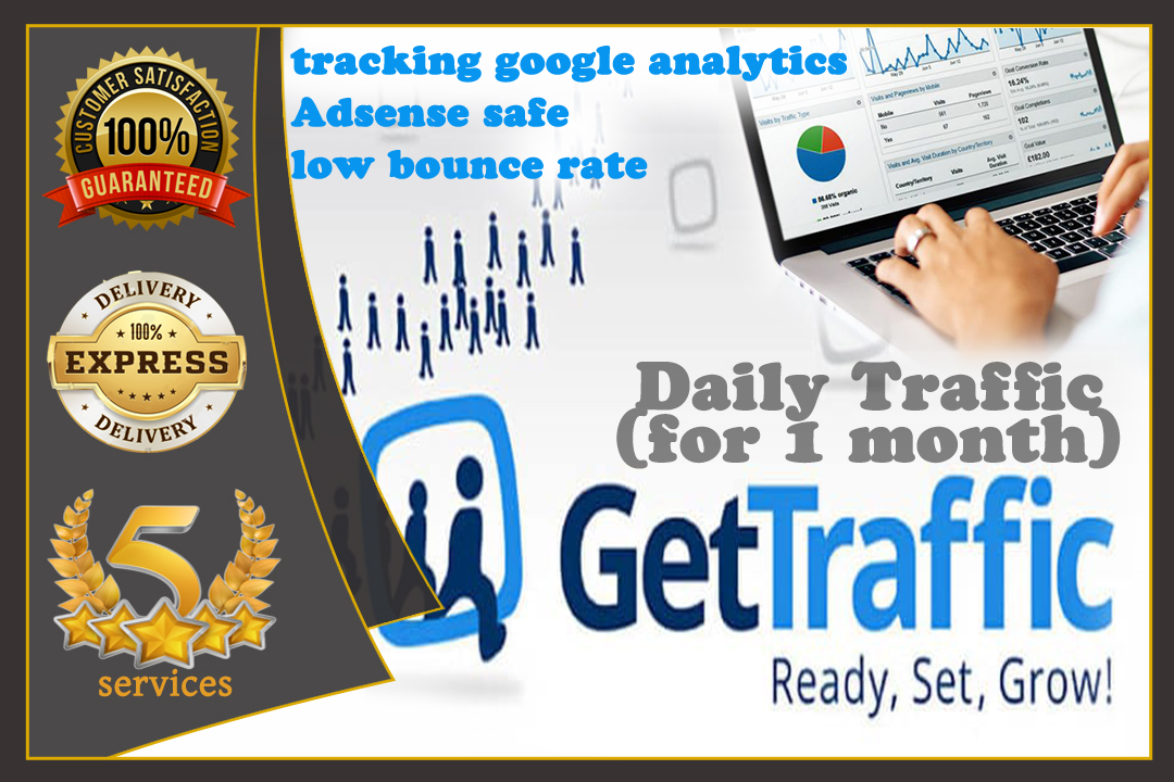 i will send you unlimited daily traffic for your website or blog site