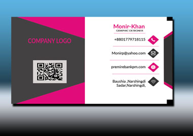 business card design for you at less than 24 hours