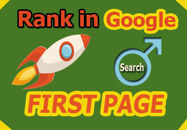 Ranking Website & keyword google top ranking Ist page monthly seo