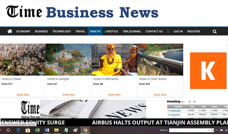 Publish Premium guest post Timebusinessnews. com Da50