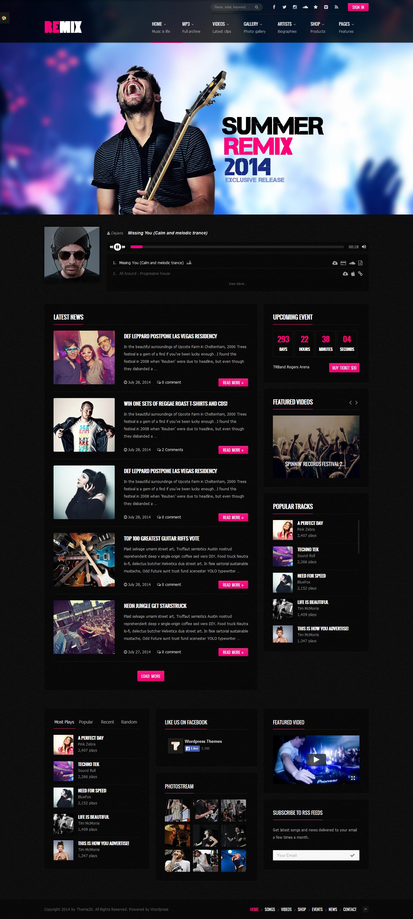 Do intervew on my trending music blog