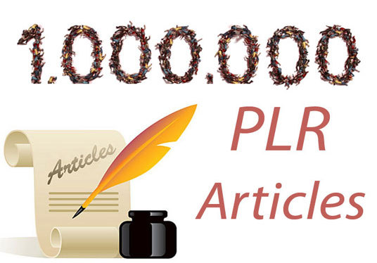 100k PLR ARTICLES in very low price