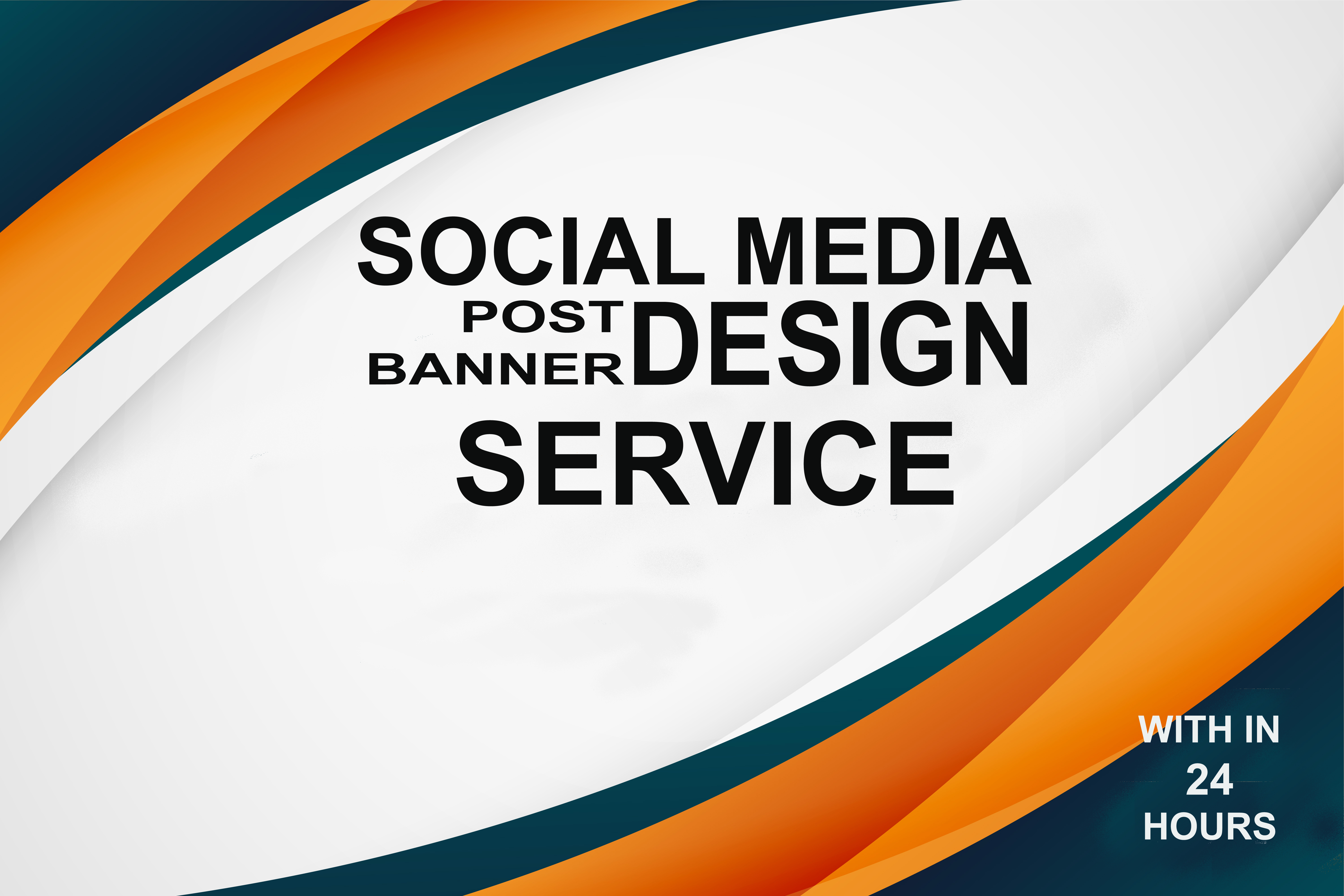 Design Attractive & Professional Social Media Post Banner Within 24 Hrs