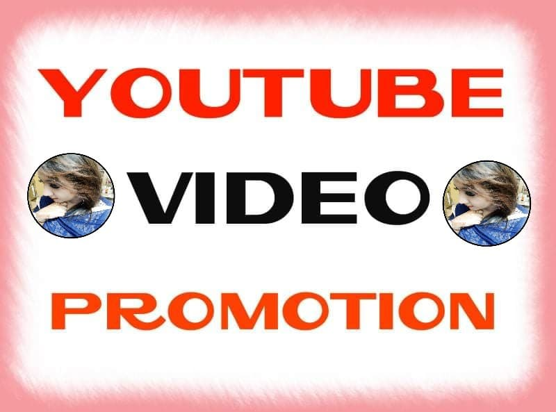 NON-DROP & HIGH QUALITY YOUTUBE VIDEO PROMOTION AND MARKETING