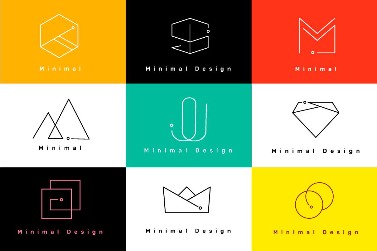 Design a creative or minimal eye catching logo