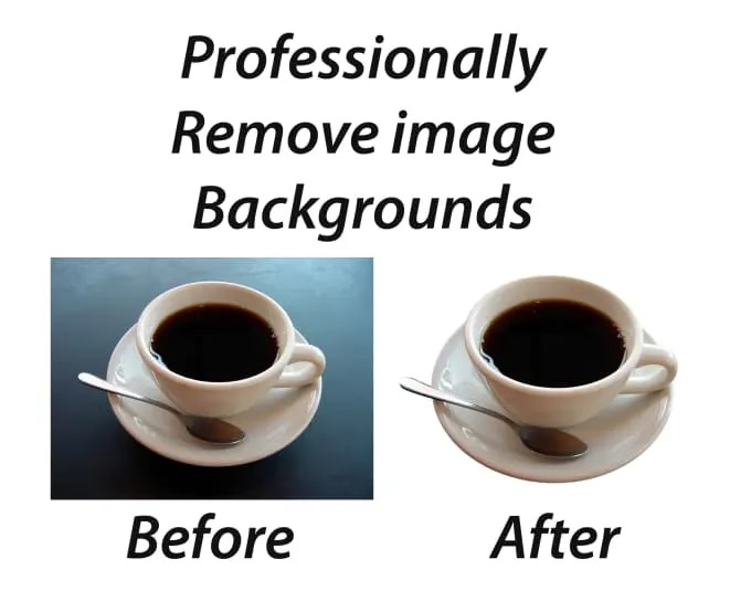 I Will Remove Photo Background Professionally