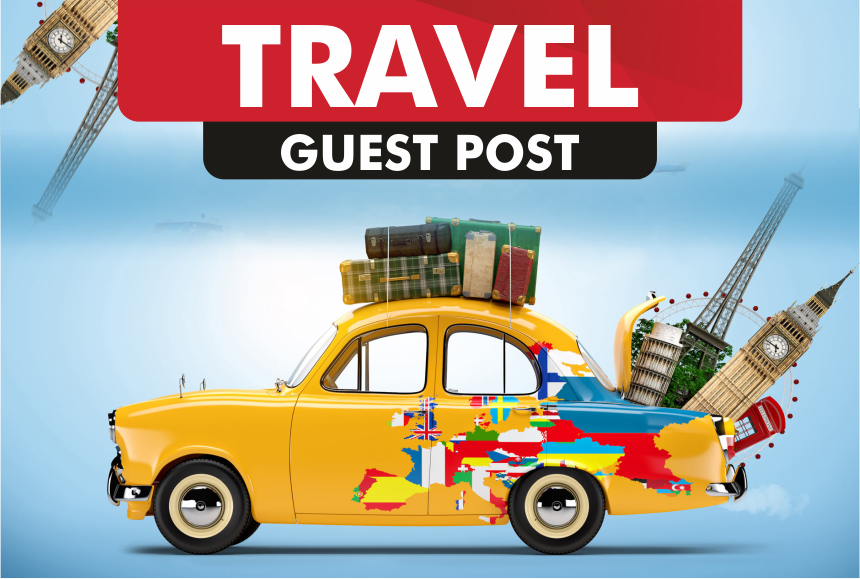 Travel guest post with high DA and PA