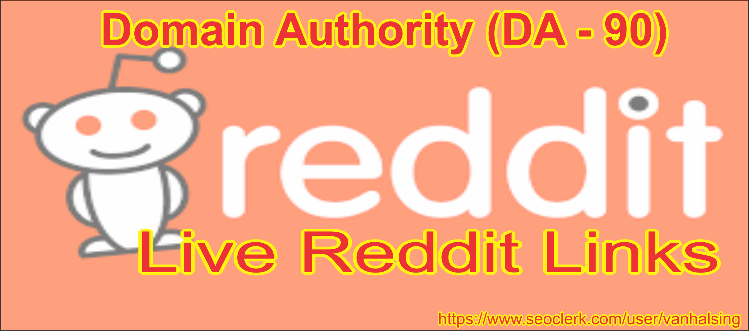 SUPERSTRONG DA97 High Quality Backlinks From Reddit No 1