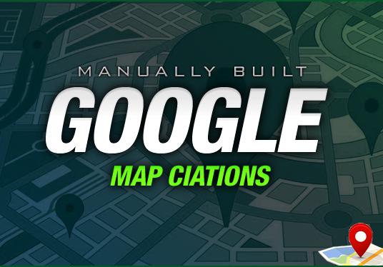 Do 250 google map citations for Local SEO