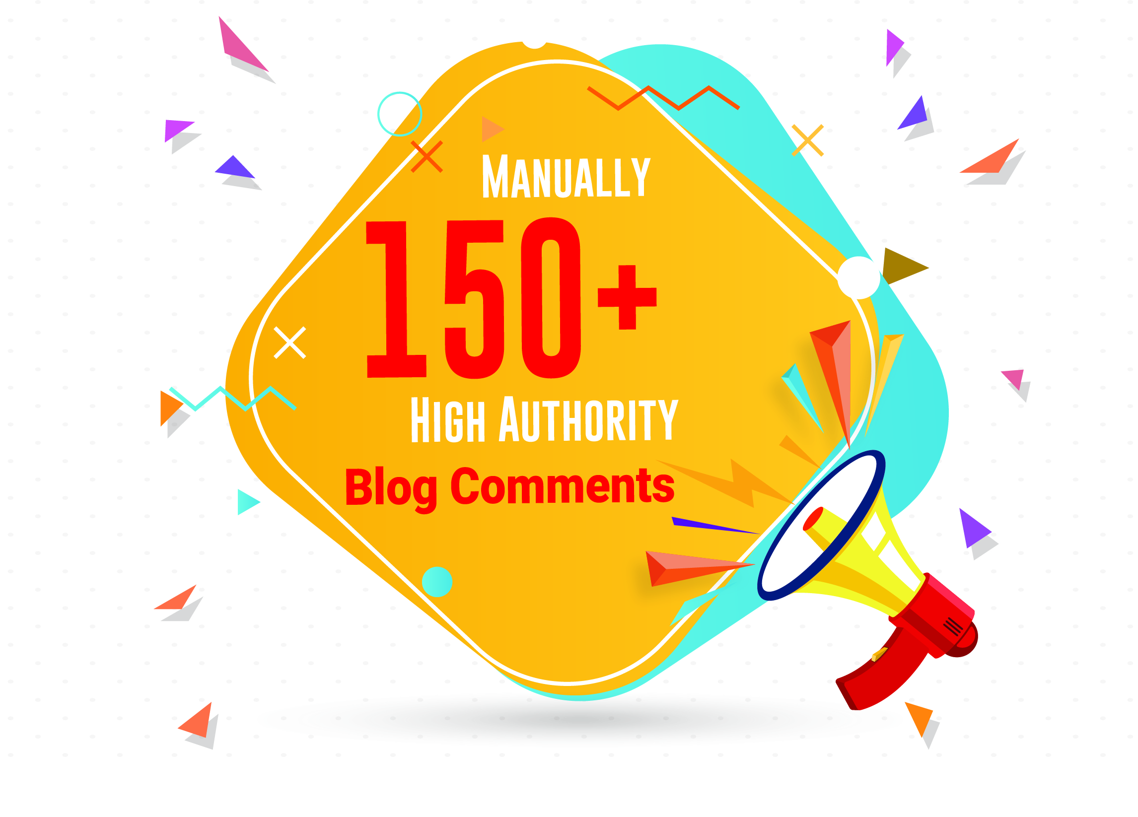 Manually 150 High Quality Blog Comments And SEO Backlinks