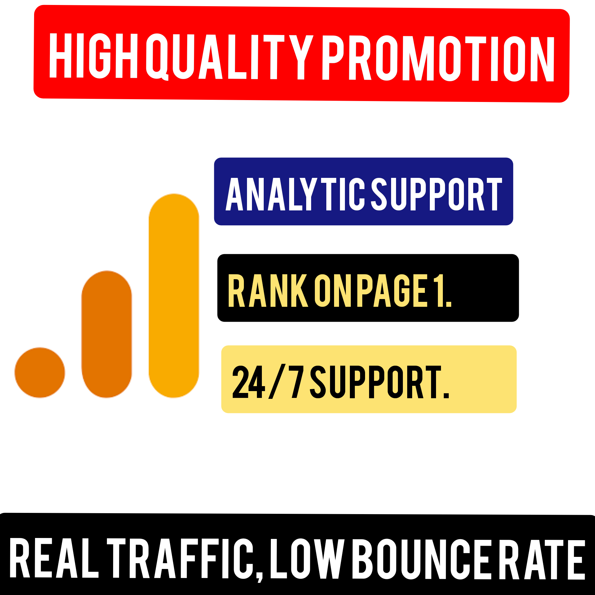 Google Rank Website Traffic - Real Web Traffic From Worldwide