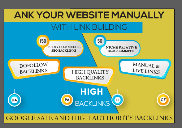 I will provide blog comments SEO backlinks And Niche relative blog comment SEO backlinks