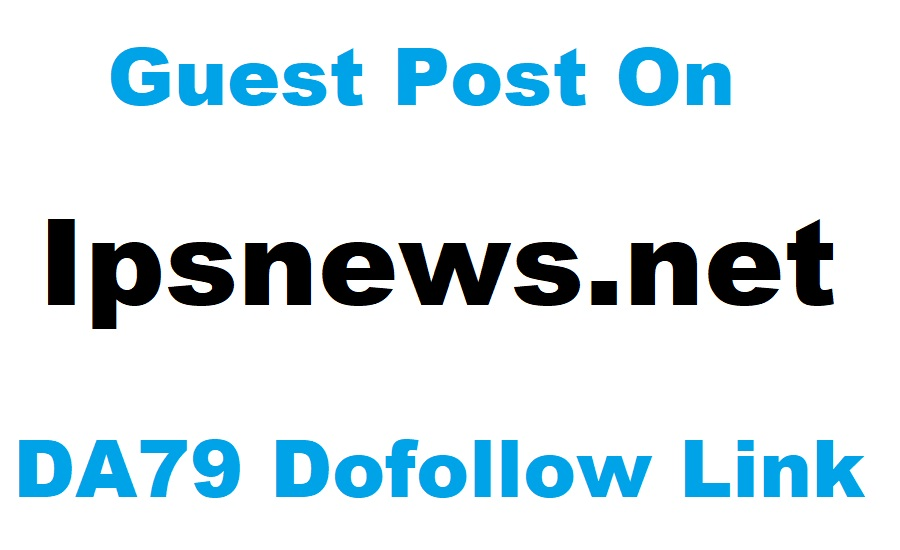 Top News Guest Post on Ipsnews. net DA679