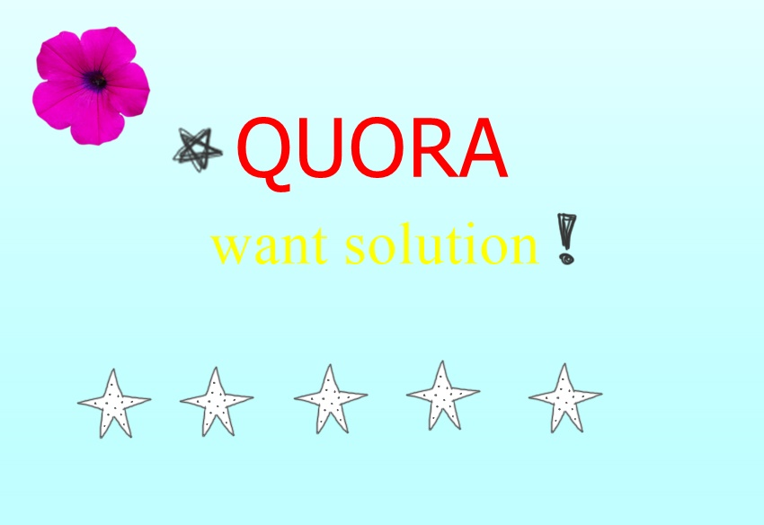 Get targeted traffic through 10 Quora answer