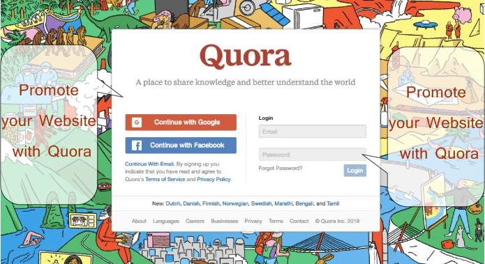 Provide you 50 high quality Quora answer