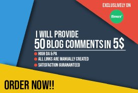 We provide 50 blog post ideas for you.