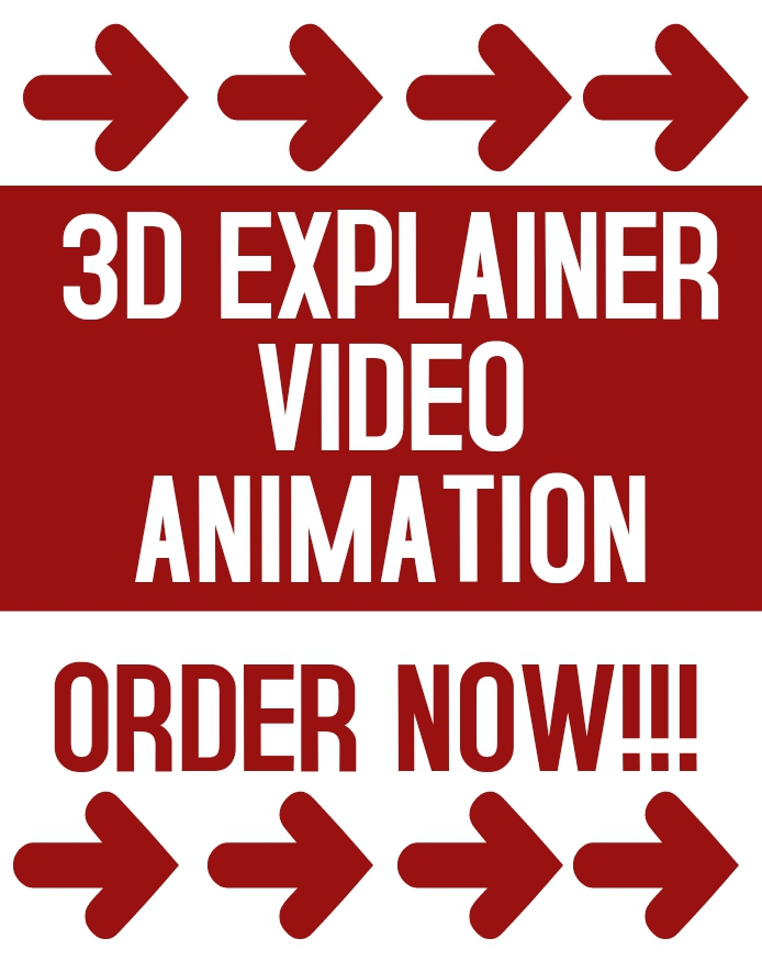 PROFESSIONAL 3D ANIMATION VIDEO FOR ANY PRODUCT & SERVICES.