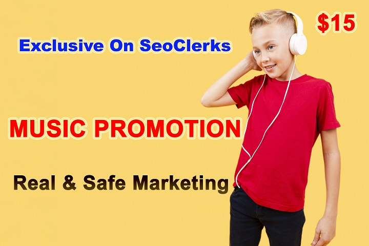 Do High Quality Music Promotion For You