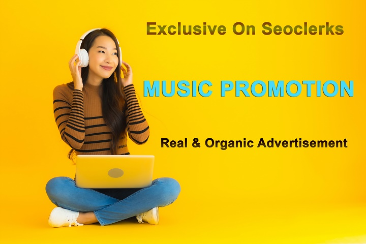 Get Instant Real Streams For Your Music Promotion