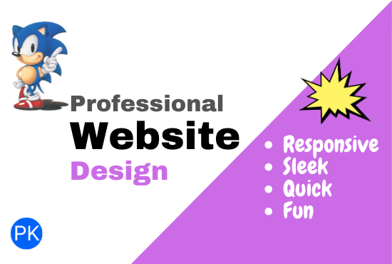 I will design a Wordpress website now