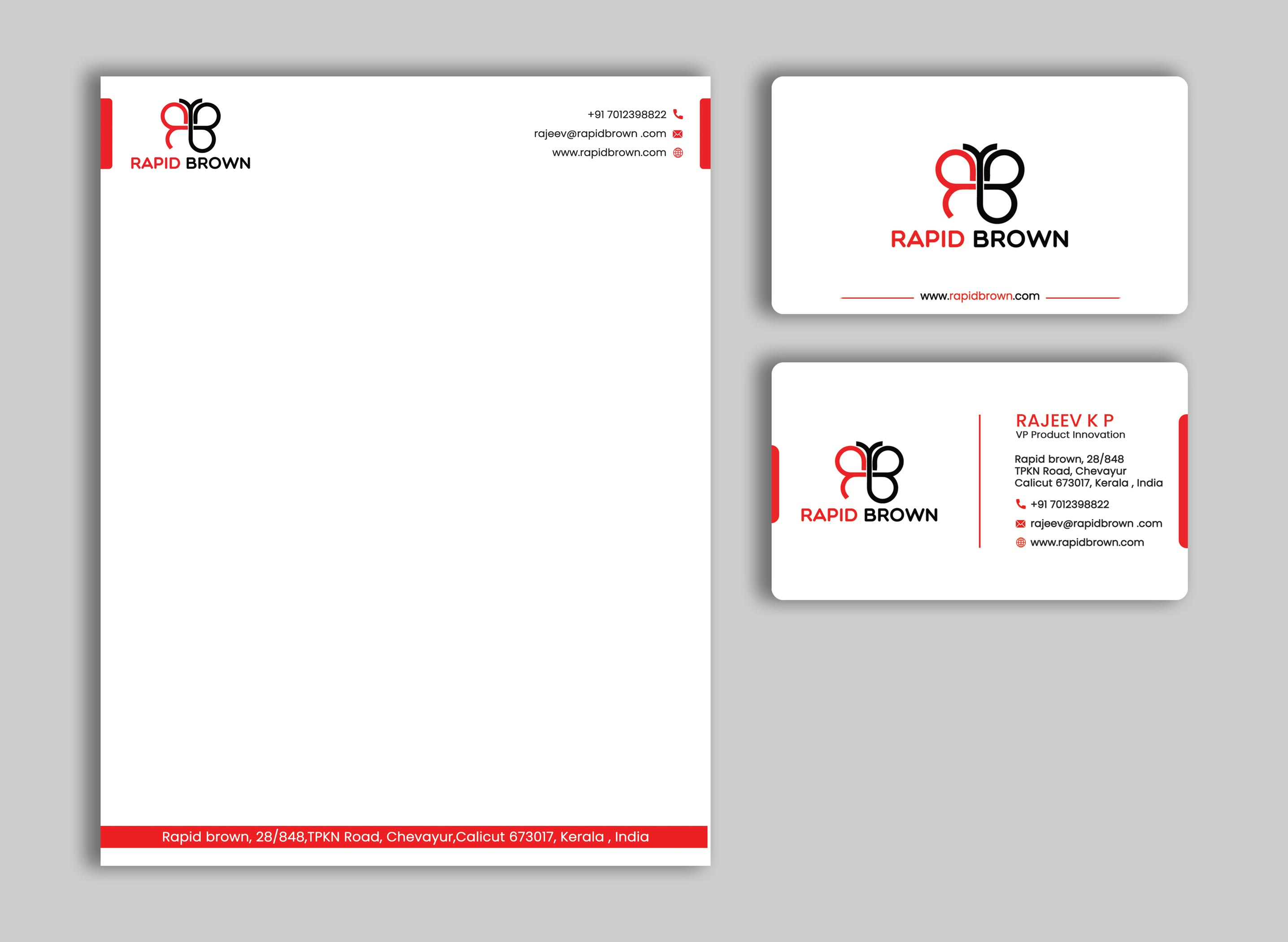 I will design Business card,  Letterhead & Stationery items
