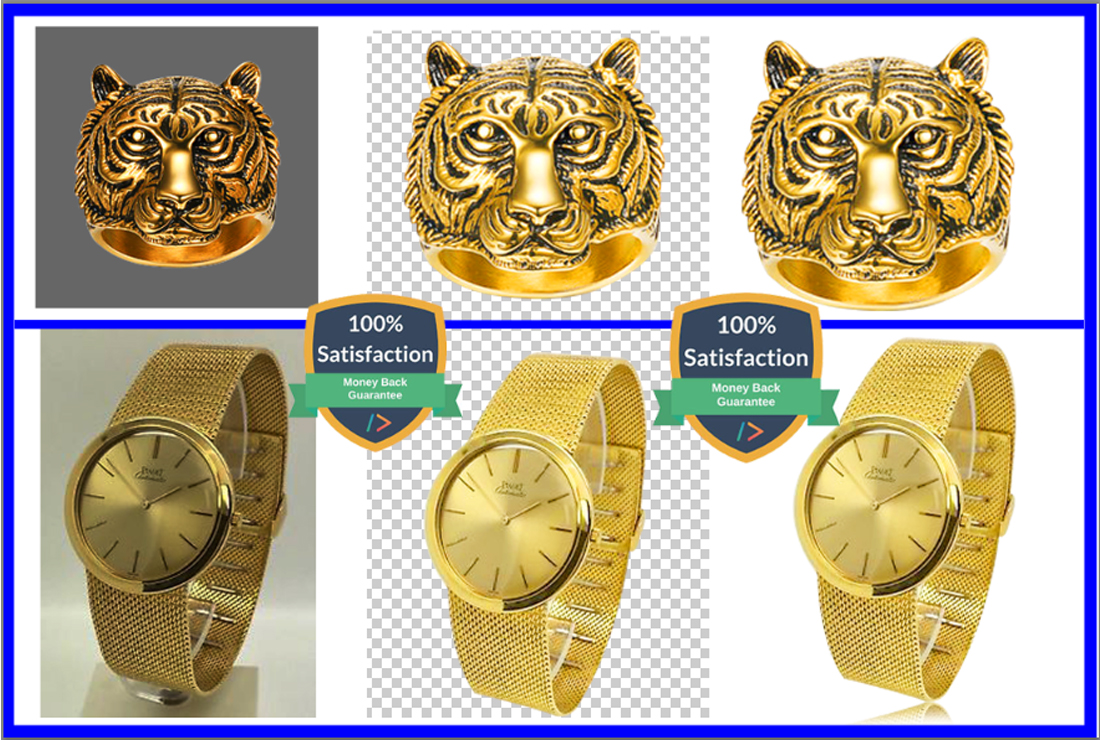 do Photoshop Work , Background removal By Clipping Path 16 Images 1 hrs