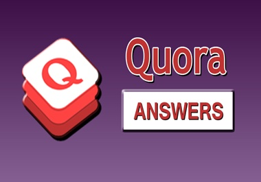 Publish your website in 15 Quora Answers with contextual link