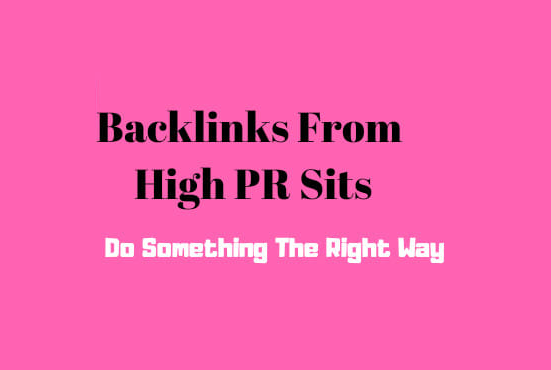 Create 40 Highpr Backlinks, Seo Service For You