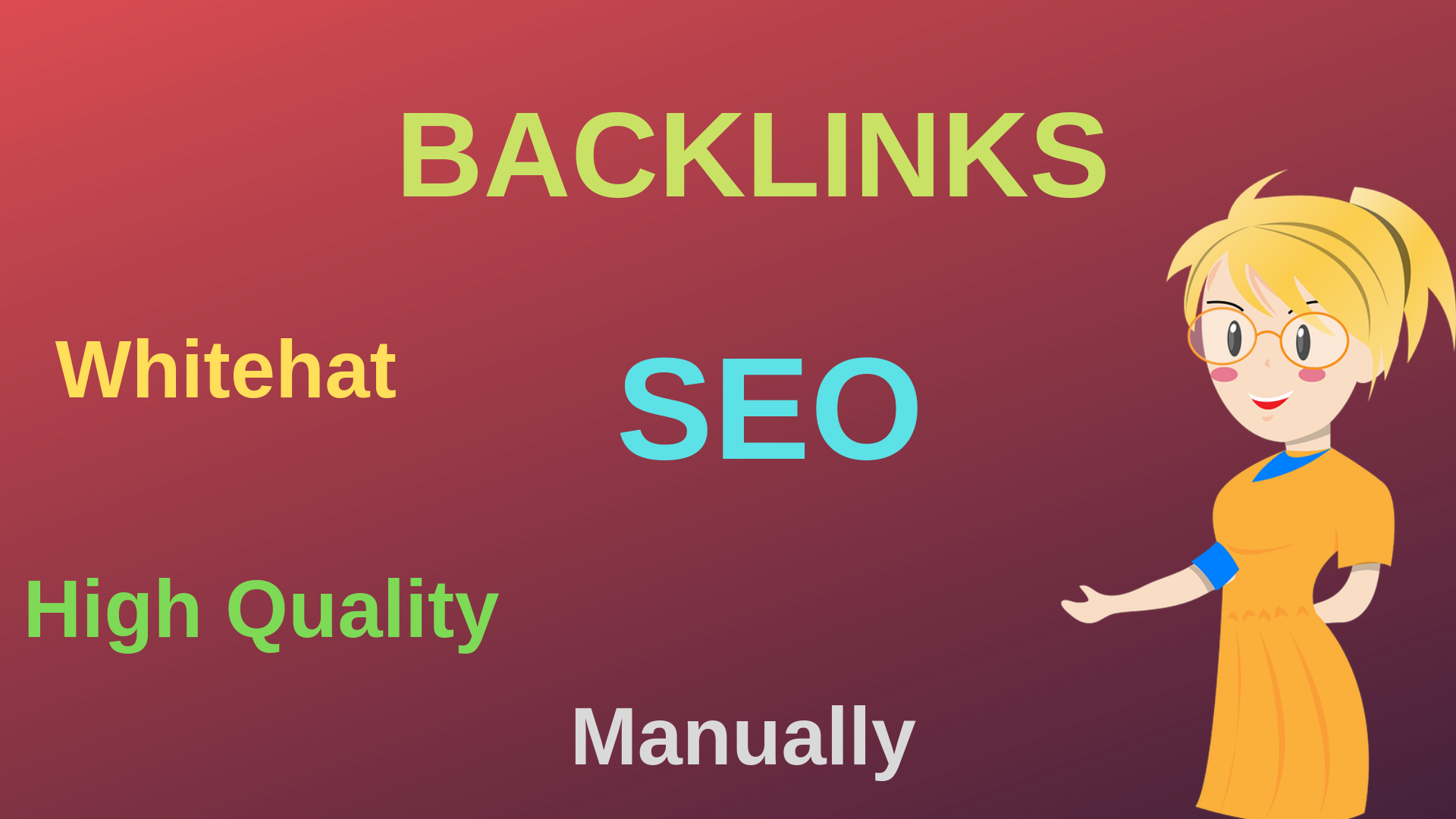50+ High Authority Whitehat Seo Profile Backlinks Manually With Contextual