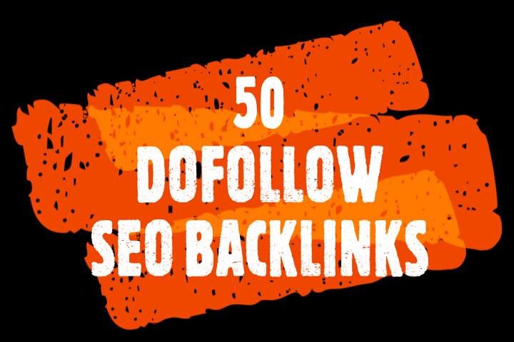 manually create 50 High PR Authority Dofollow SEO Backlinks for increase your google ranking