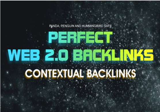 Create 10 High Quality Web 2.0 blogs, contextual backlinks