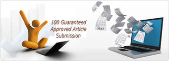 Trusted and High Quality Article Submission With High PR Do Follow Backlinks