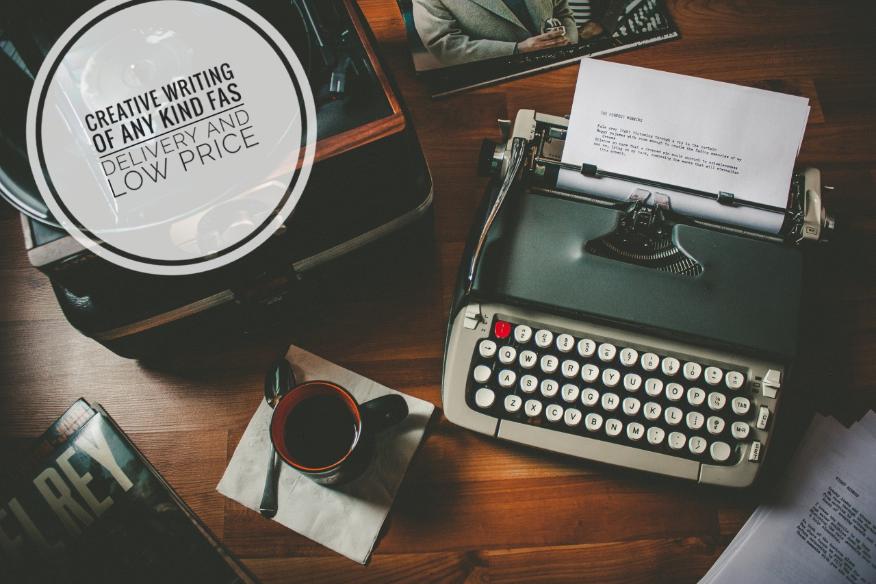CREATIVE WRITINGS AT A VERY LOW PRICE