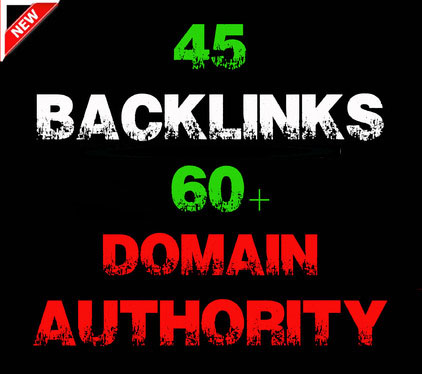 Manually Do 45 Backlinks from High DA - Skyrocket your Google RANKINGS