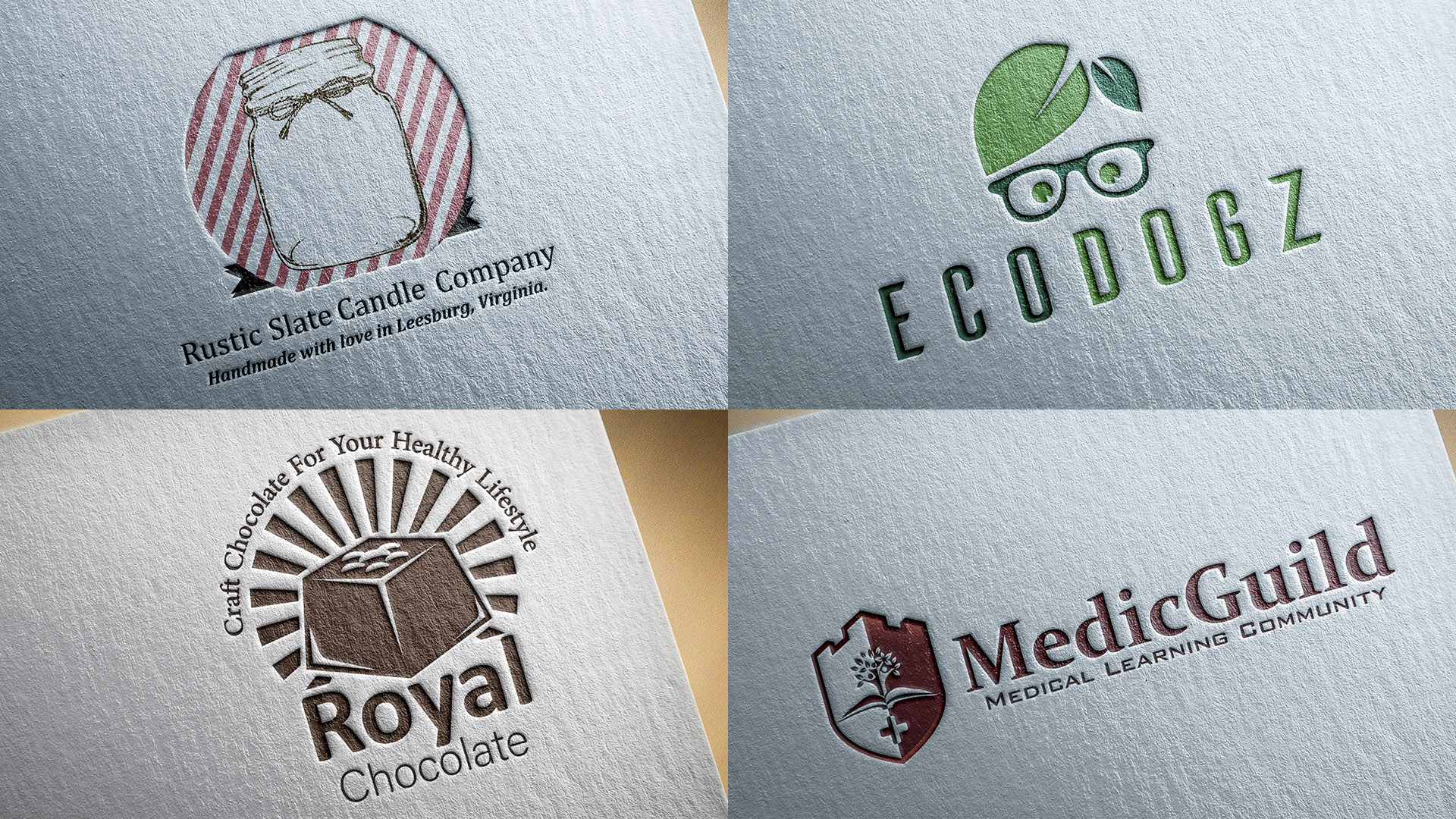 I'll design professional, eye catching, and beautiful logo for any brad