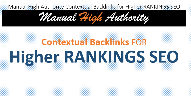 60 High Authority Contextual Back links To Increase Traffic on your Sites Manually