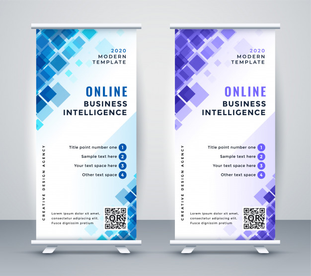 i will design Banner ads for your business