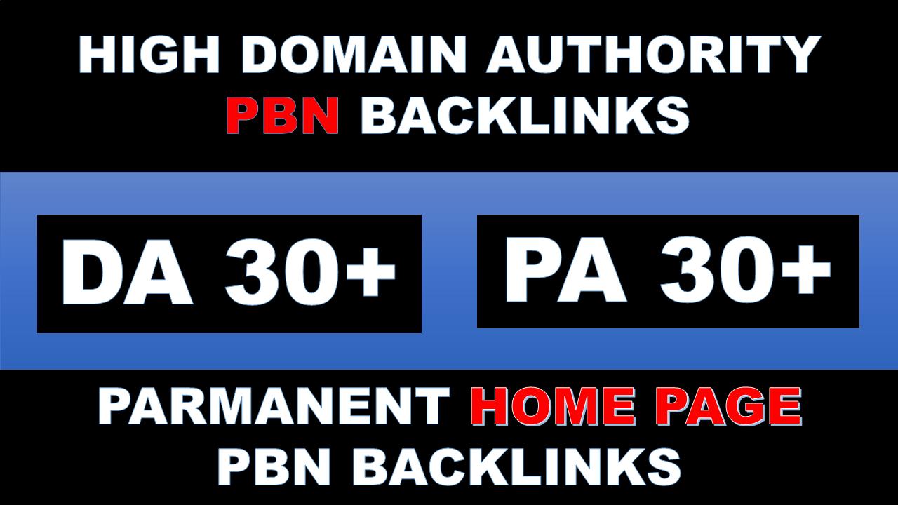 Build 15 PBN Backlinks With High TF CF DA PA Do-follow Links Homepage SEO