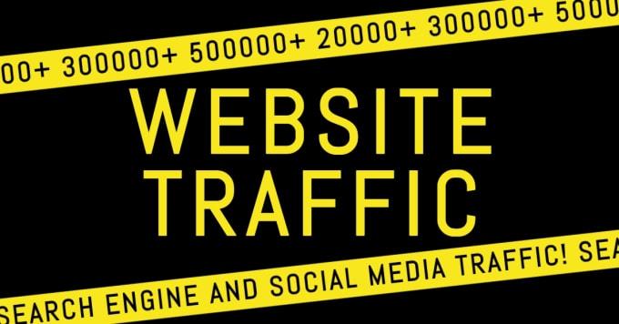 Send 300,000 Traffic Website From Twitter Instagram linkedin youtube